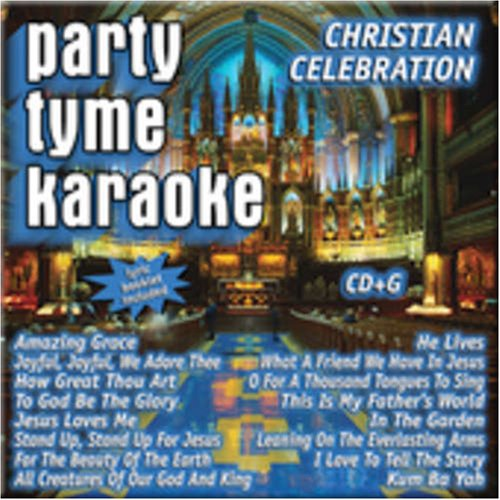 Party Tyme Karaoke - Christian Celebration (16-song CD+G)