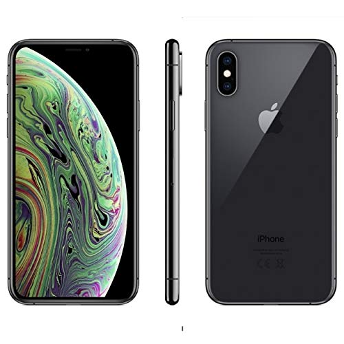 Novo Iphone Xs 64gb Cinza Espacial Space IOS 12 4G