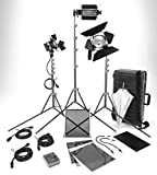 DV Creator 1 Video Lighting Location Kit with GO-85 Case