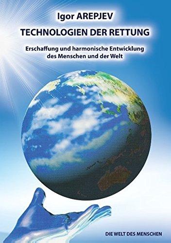 """Technologien Der Rettung"" Buch 4 (German Edition) ebook"