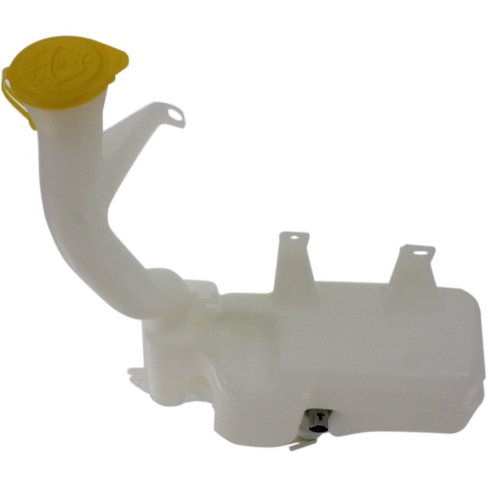Windshield Washer Tank for Frontier 98-04 Assy W//Pump And Cap