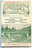 img - for Oregon Magazine (January 12, 1925) book / textbook / text book