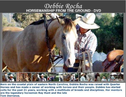 HORSEMANSHIP FROM THE GROUND - DVD