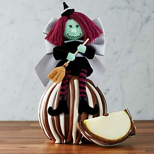 Mrs Prindables Triple Chocolate Wacky Witch Jumbo Caramel Apple -