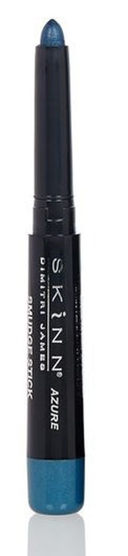 Skinn Cosmetics Smudge Stick for Eyes - Set of 2 Eye Pencils - Azure & Envy by Skinn Cosmetics (Image #2)