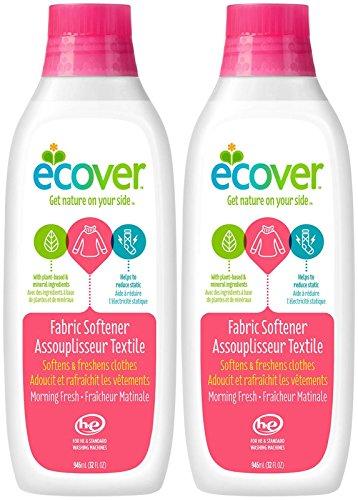 Natural Laundry Ecover (Ecover Fabric Softener - Morning Fresh - 32 oz - 2 pk)