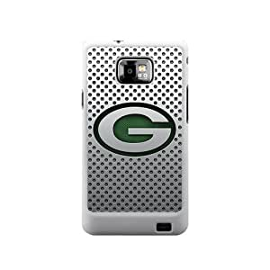 NFL Green Bay Packers Galaxy S2 Case Hard Plastic NFL Packers SamSung Galaxy S2 I9500 Slim-fit Cover