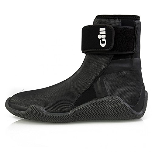 Gill Sailing Boots - Gill 961 Edge Boot (7.5/8, Black)