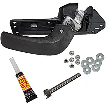 Brock Drivers Inside Door Handle Repair Kit For 07 13 Silverado Sierra 14 2500 3500