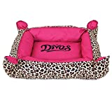 WWE Divas 19X16 Pinch Corner Pet Bed Larger Image