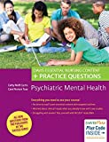 img - for Psychiatric Mental Health: Davis Essential Nursing Content + Practice Questions by Catherine Melfi Curtis MSN RN-BC (2016-06-01) book / textbook / text book