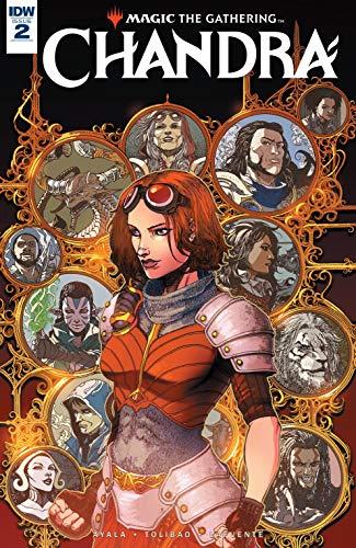 - Magic: The Gathering - Chandra #2