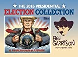 Book cover from The 2016 Presidential Election Collection: Cartoons by Ben Garrisonby Ben Garrison
