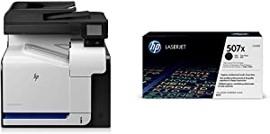 HP Laserjet Pro M570dn (CZ271A) with XL Black Toner Cartridge