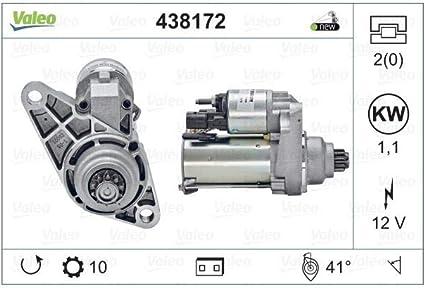 Valeo 438172 Starter Auto