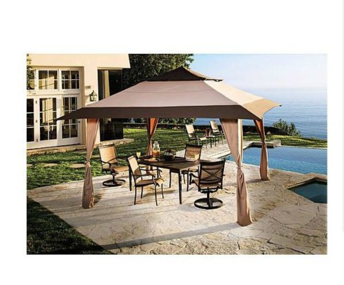 E-Z Up 13 x 13 Pagoda Gazebo Canopy