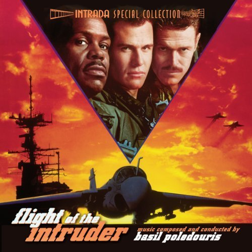 Flight of the Intruder Limited Collector's Edition, Soundtrack Edition (2013) Audio CD
