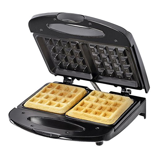 Bella Belgian Waffle Maker  - Easily Makes Delicious Waffles