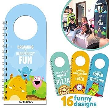 INCREDIBLE HANGER DOOR FOR KIDS   Girls And Boys Book Kids Room Decor  Hanger Book.
