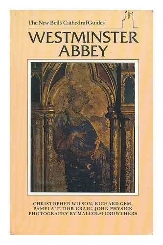 (Westminster Abbey (New Bell's Cathedral Guides))