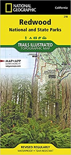 Redwood National and State Parks (National Geographic Trails ... on