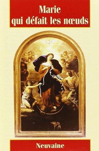 Célèbre Amazon.fr - Marie qui défait les nœuds - P. J. R. Celeiro - Livres KU96