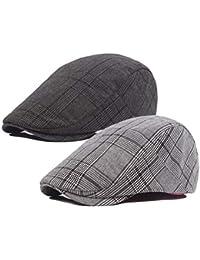 a6fdab0321f81 Men's Newsboy Caps   Amazon.com