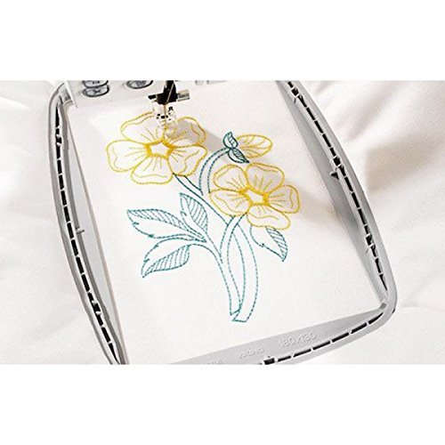 Sew Tech Embroidery Hoop for Viking Designer Series 5 x 7""