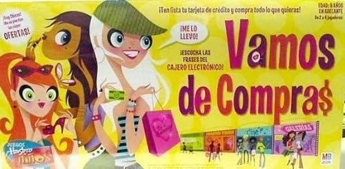 Vamos de Compras - Juego de Mesa (Mall Madness) by Milton Bradley ...