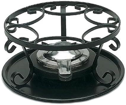 NMC – r0140 – Hornillo de fondue de hierro forjado 20.5 cm ...