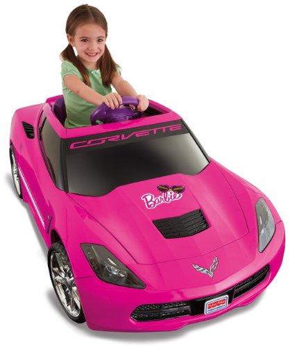 Power Wheels Barbie Corvette Stingray