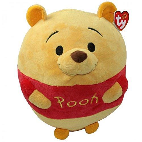 Winnie Pooh Plü schtier mit Sound Ball Stofftier Tigger Iaah Ferkel Winnie Puuh Kuscheltier Ball familie24
