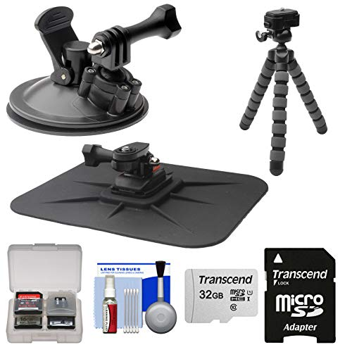 Essentials Bundle for Replay XD 1080 Mini Action Video Camer