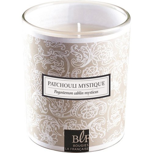 ブジ 라 프랑세즈 クインテッセンスキャンドル ミスティックパチョリ 향기 연소 시간: 약 40 시간 프랑스 메이드 / Bouji la Francaise Quintesense Candle Mystic Patchouli Scent Burning Time about 40 Hours Made in France
