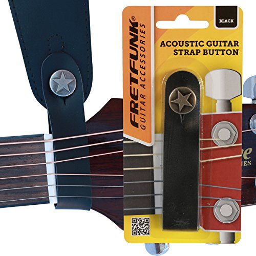 Fretfunk%C2%AE Acoustic Guitar Strap Button product image