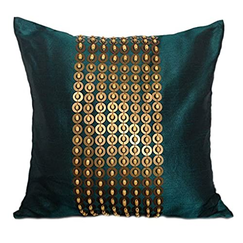 Teal And Gold Bedding Amazon Com