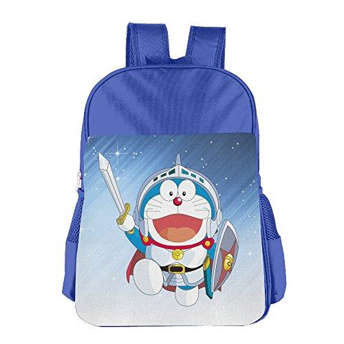 FUOALF Doraemon Knight Kids Children Boys Girls Shoulder Bag School Backpack Bags