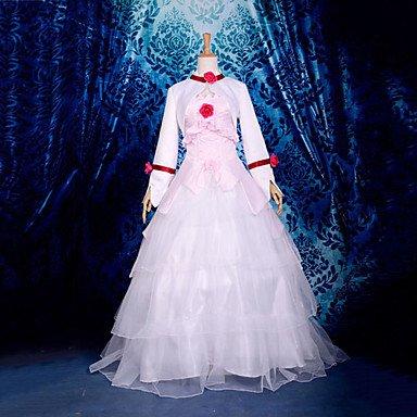 Code Geass Euphemia Deluxe Dress cosplay kostum ,Maßgeschneiderte,Größe XL  Höhe 170cm-175cm
