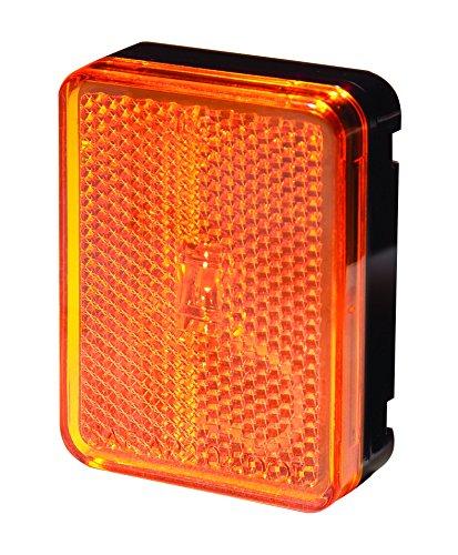 - Innovative Lighting LED Sidemarker/Clearance Light with Reflectivity, Amber