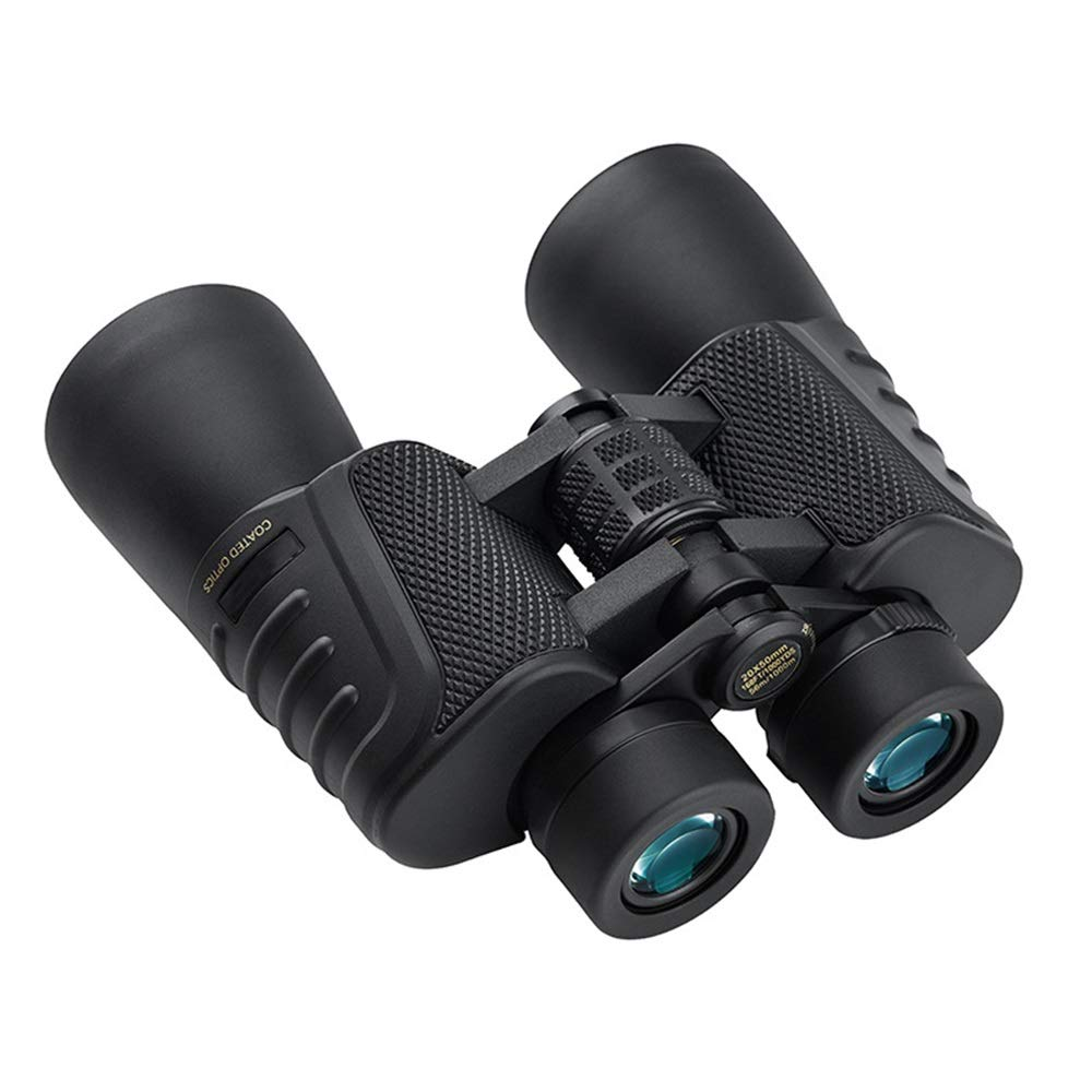 ZGQA-GQA Binoculars High-Definition High-Definition 20x50 Large-Diameter Wide-Angle Low-Light Night Vision Adult Mobile Phone Photo Travel Concert Telescope 19018070mm for Adult by ZGQA-GQA