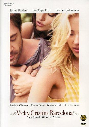 allen - vicky cristina barcelona (Dvd) Italian Import