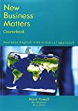 img - for New Business Matters: Business English with a Lexical Approach book / textbook / text book