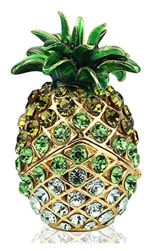 pineapple jewelry box - 4