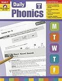 Daily Phonics, Grade 2, Joy Evans and Jo Ellen Moore, 160963442X