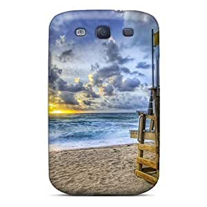 Fashion Tpu Case For Galaxy S3- Lifeguard Defender Case Cover