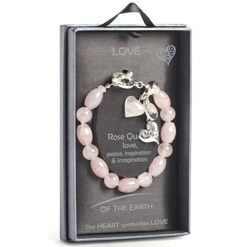 Boxer Gifts Love of The Earth Bracelet