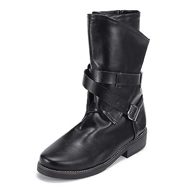 Vjgoal Stiefel StiefelMode Medium Military Damen tsBQChrdx