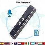 Dreamyth Intelligent Translator, T8 Easy Trans Smart Language Translator Instant Voice Speech BT 33 Languages Practical