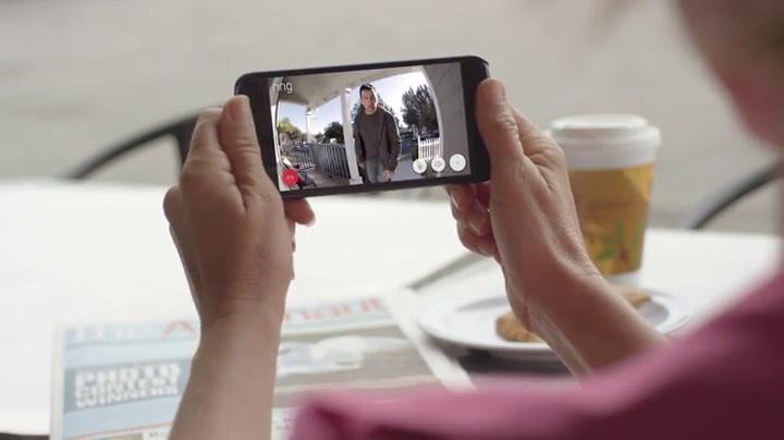 Ring Video Doorbell con video HD, alertas activadas por movimiento, fácil instalación - Níquel satinado