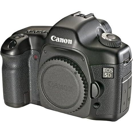Canon EOS 5D - Cámara Réflex Digital 12.8 MP (Cuerpo): Amazon.es ...